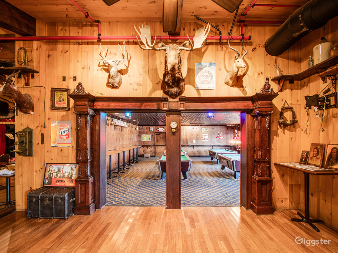 High Desert Saloon with Western Vibes Photo 1