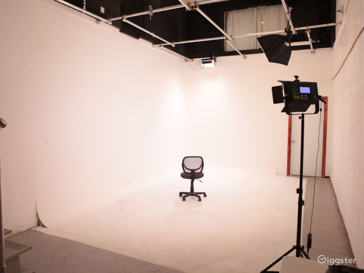 FILM Sound Stage PHOTOGRAPHY  Studio