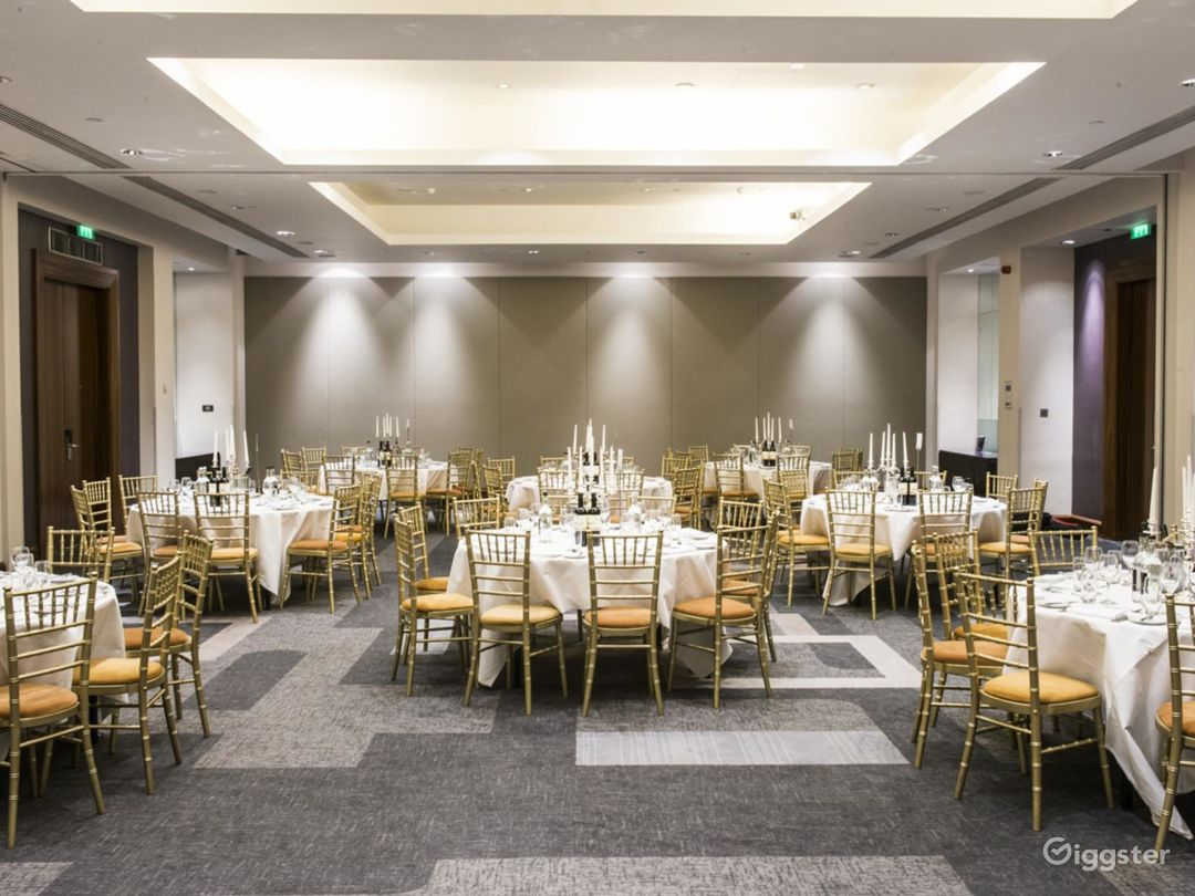 Contemporary Styled Bridewell Suite in Blackfriars, London Photo 1