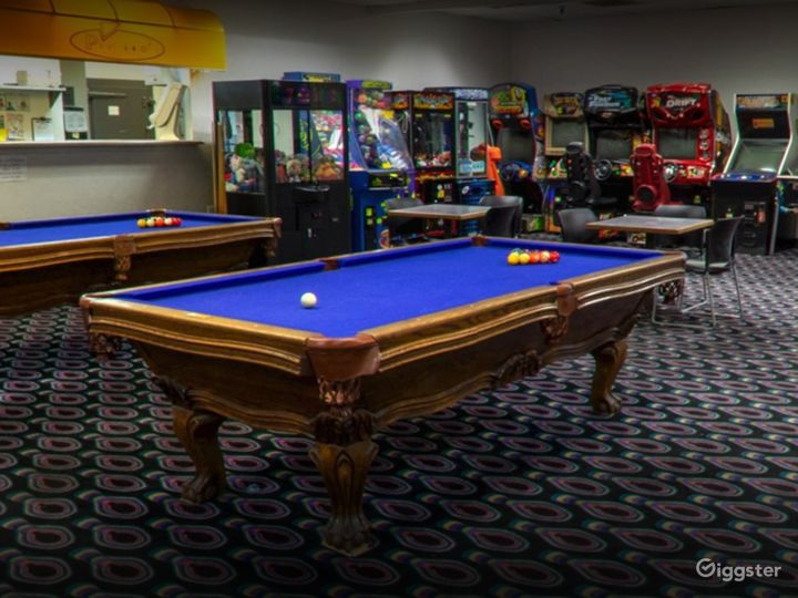 Arcade and Pool Table in Tucson Photo 5