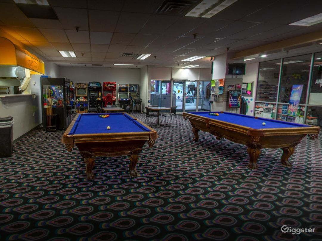 Arcade and Pool Table in Tucson Photo 1