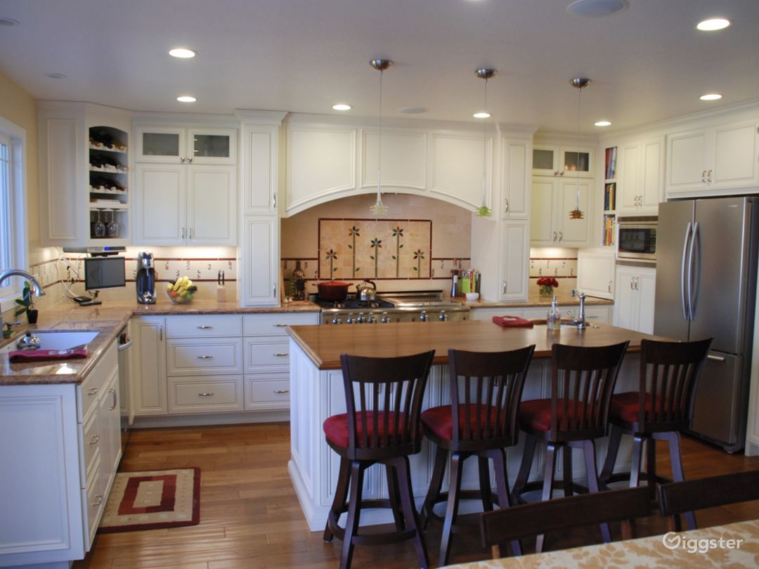 Kitchen was remodeled in 2011.