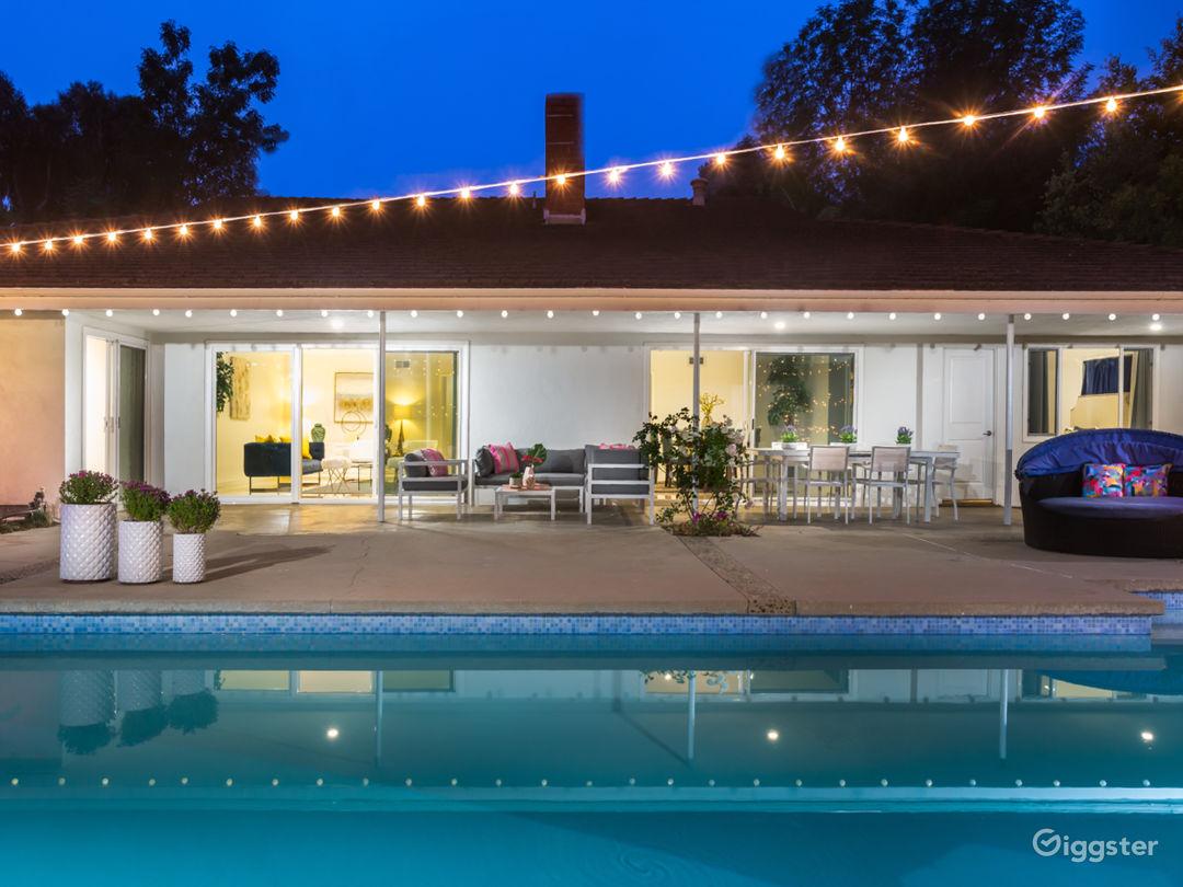 Brentwood modern home Photo 4