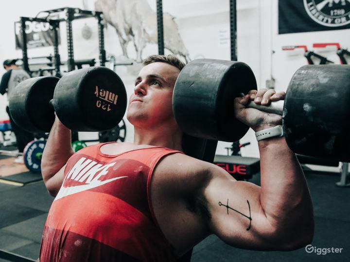 Private Gym Studio— Orange County Photo 2