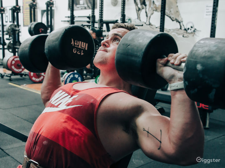 Private Gym Studio— Orange County Photo 4