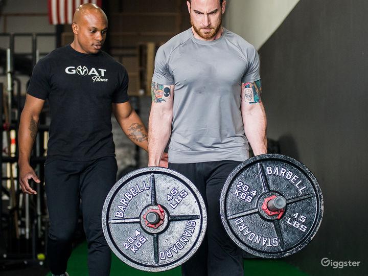 Private Gym Studio— Orange County Photo 5