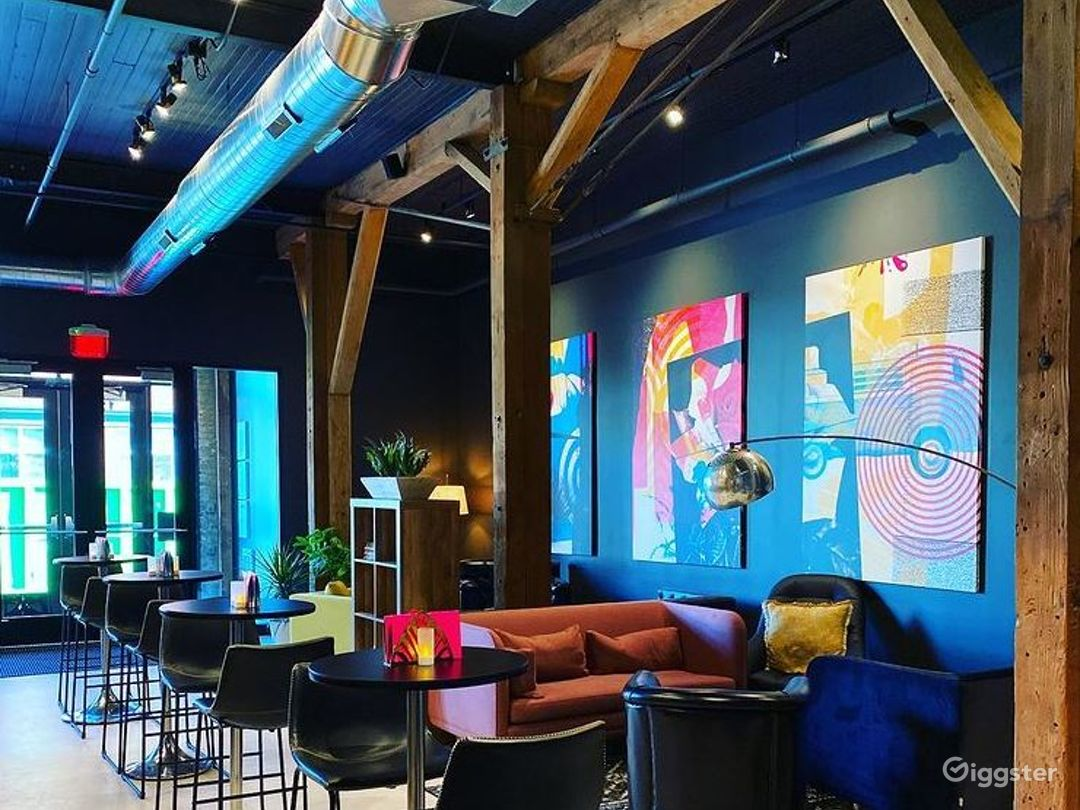 Lovely Lounge and Distillery with Colorful Vibe Photo 1
