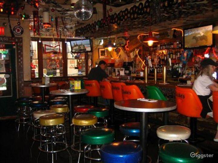 Quintessential NY restaurant: Location 4149