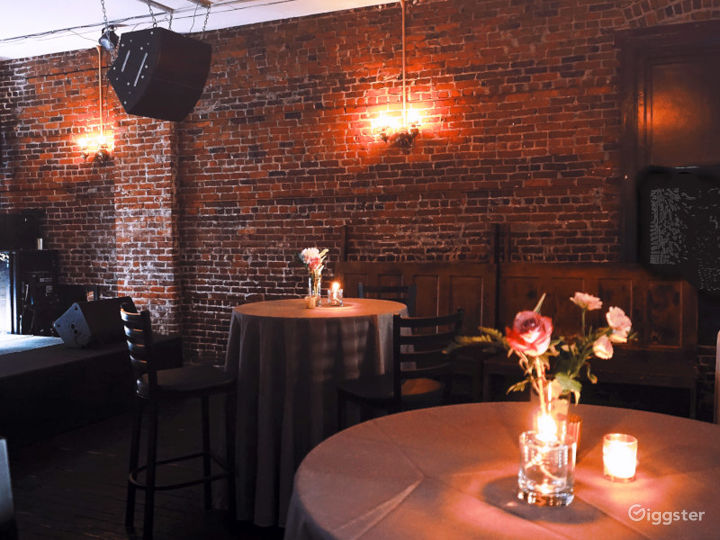 Portland Venue Buy Out with Cozy Nooks and Vintage Styling Photo 3