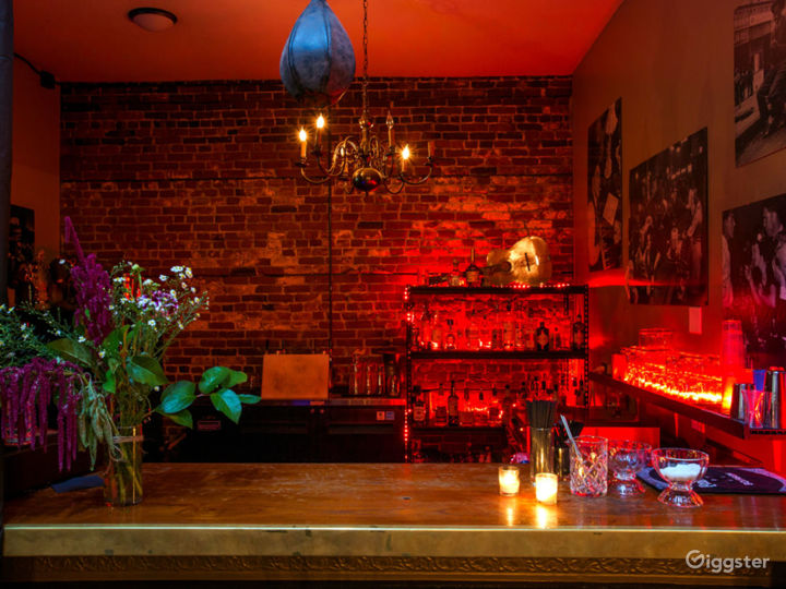Portland Venue Buy Out with Cozy Nooks and Vintage Styling Photo 2