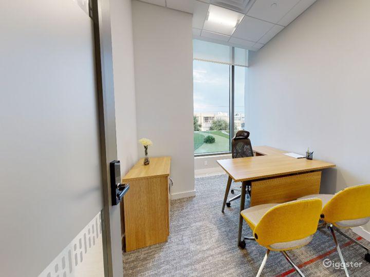 Single Private Office in Miami
