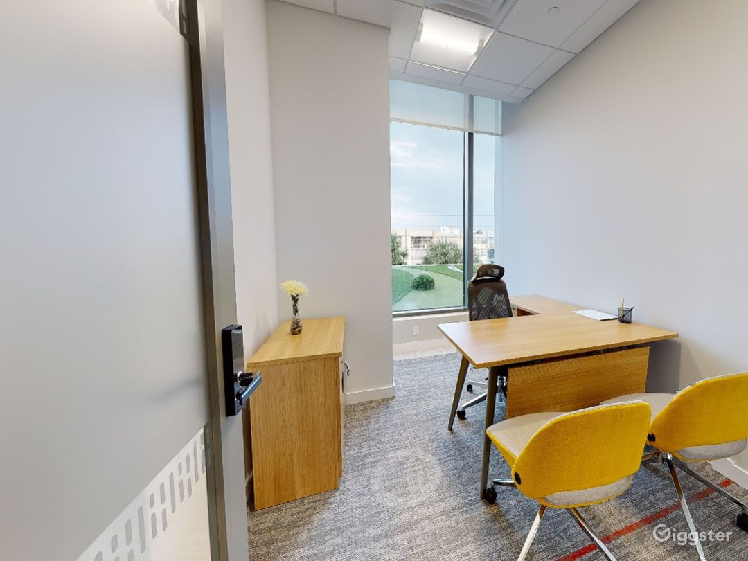 Single Private Office in Miami Photo 1