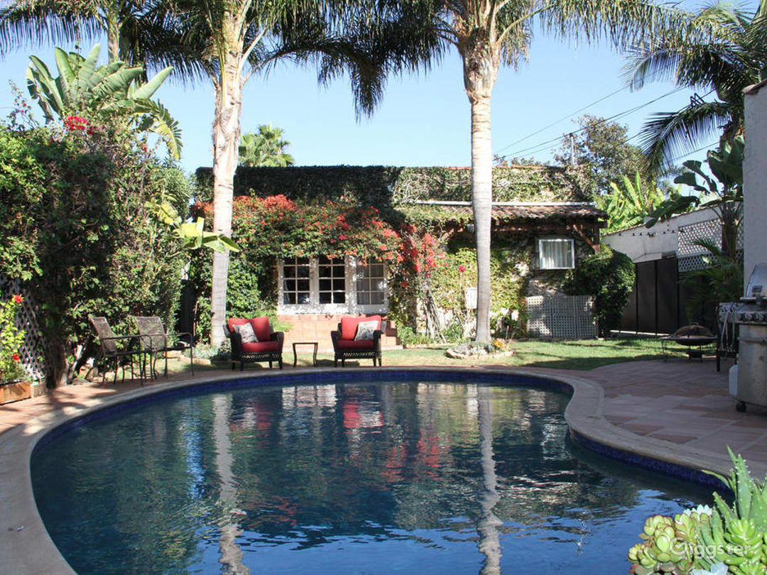 1926 Spanish House with Pool in Hollywood! Photo 1