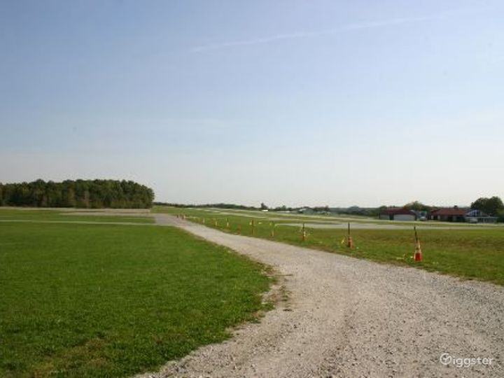 Private airfield: Location 4130 Photo 2
