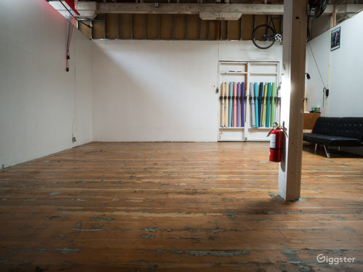 Creative Photography Studio, Historic Artist Space Photo 5