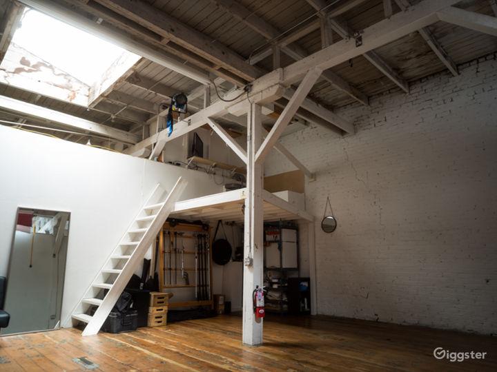 Creative Photography Studio, Historic Artist Space Photo 2