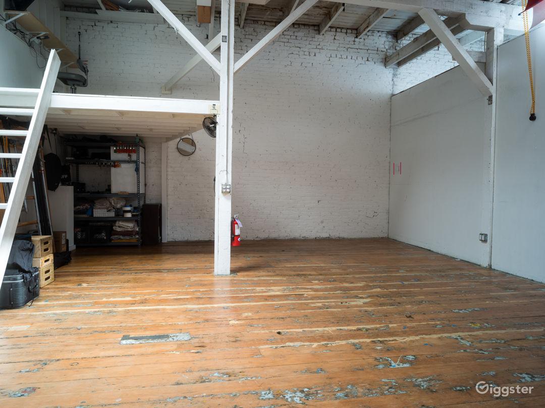 Creative Photography Studio, Historic Artist Space Photo 1