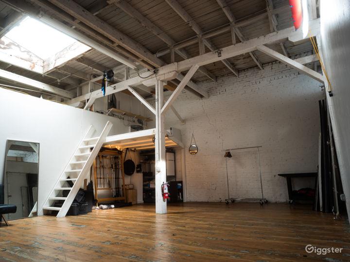 Creative Photography Studio, Historic Artist Space Photo 4