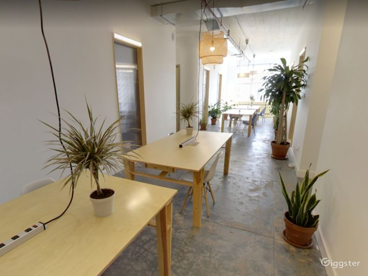Bright and Fresh Co-Working Space in Long Island Photo 2