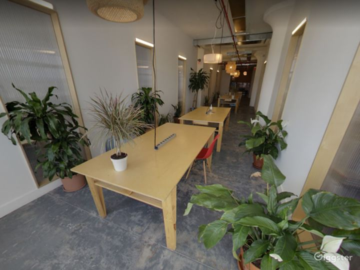 Bright and Fresh Co-Working Space in Long Island Photo 5