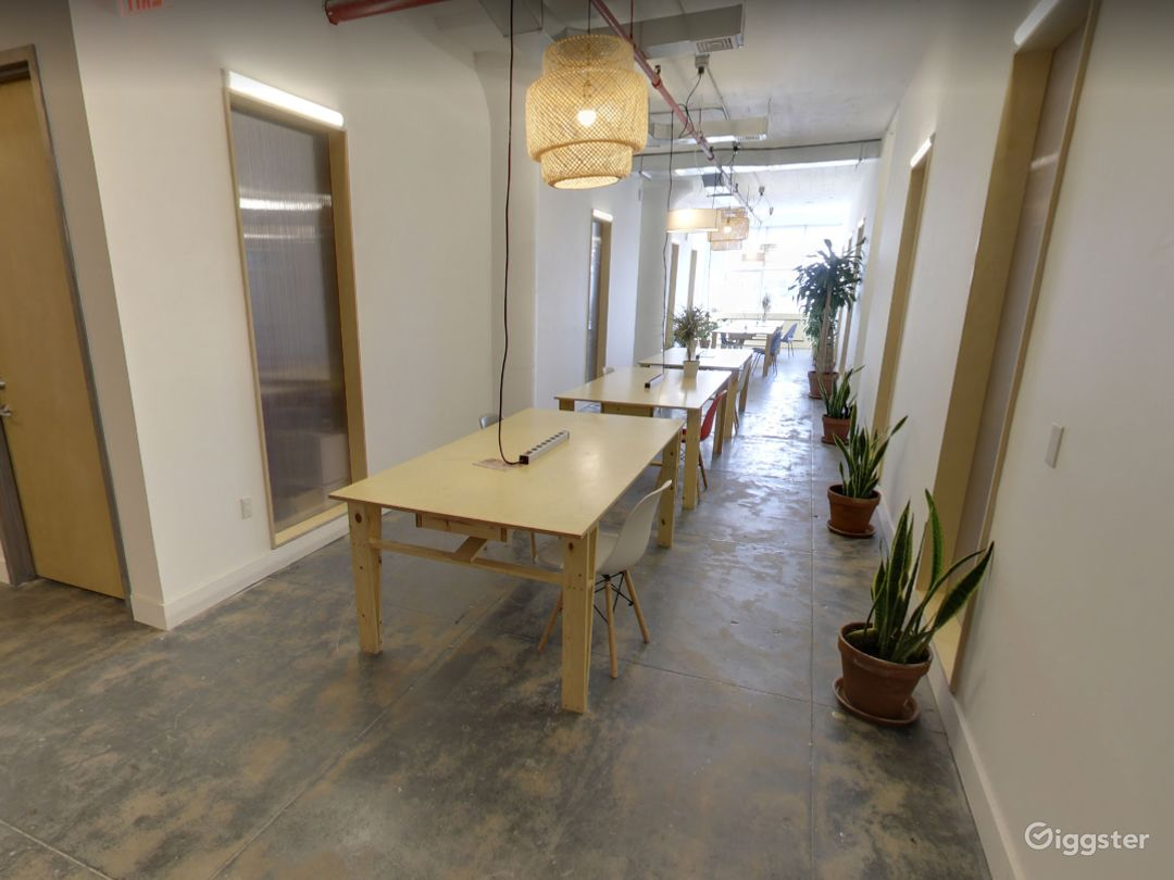 Bright and Fresh Co-Working Space in Long Island Photo 1