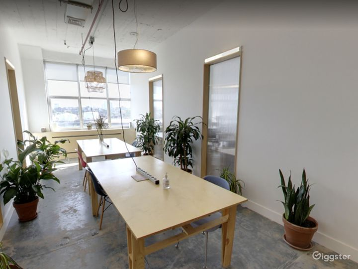 Bright and Fresh Co-Working Space in Long Island Photo 4