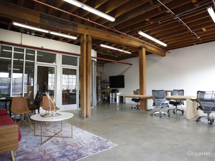Lobby/Production Office