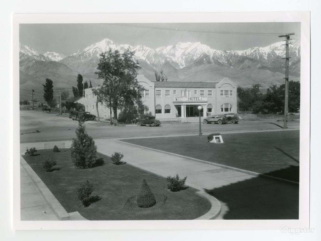 Historic Hotel Photo 2