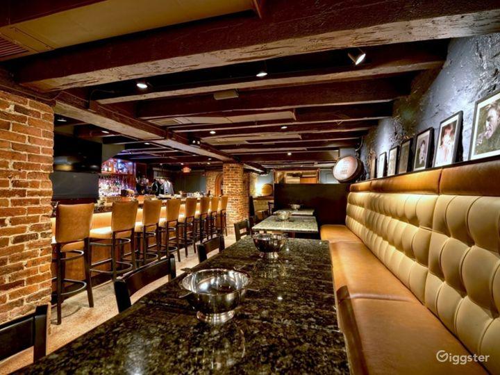 Portsmouth Cigar Bar Area Photo 2