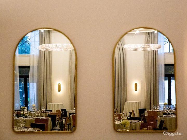 Luxury Ballroom Hotel Venue in Memphis Photo 4