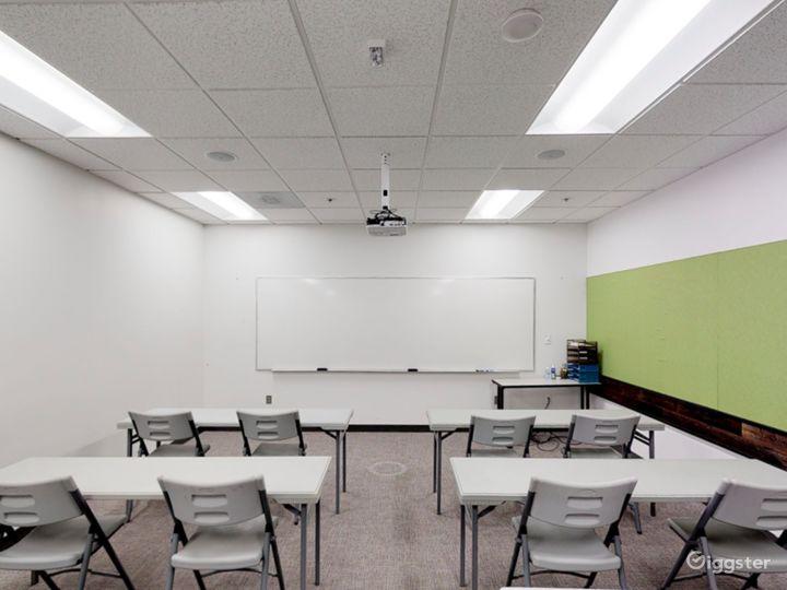 Perfect Classroom in Portland