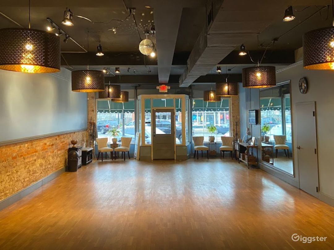 Spacious, Beautiful Lower-Level Multi-Purpose Events Space in Matthews Photo 1