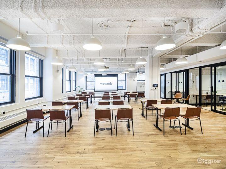 Stunning Midtown Office Space w/ terrace Photo 3