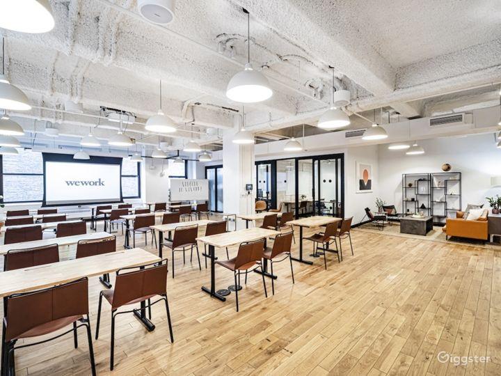 Stunning Midtown Office Space w/ terrace Photo 2