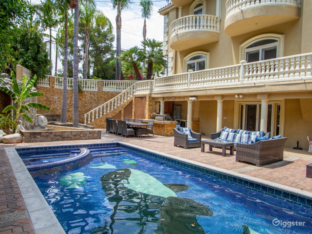 Entertainers Dream House- Magical Spanish Villa Photo 1