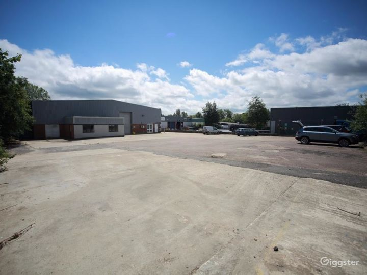 Refurbished Industrial Building Photo 3