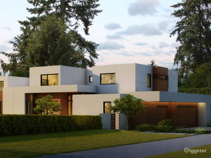Clyde Hill Modern Contemporary House  Photo 2