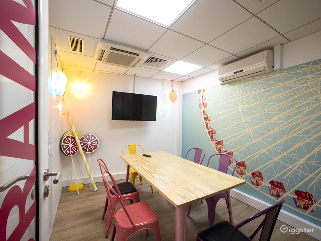 Inspiring and Creative Funfair Room Photo 1