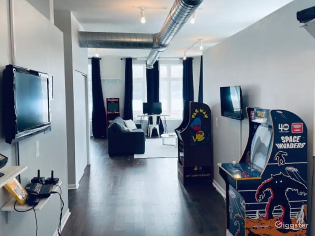 Logan Video Game Gallery With Views Of The 606 in Chicago Photo 1