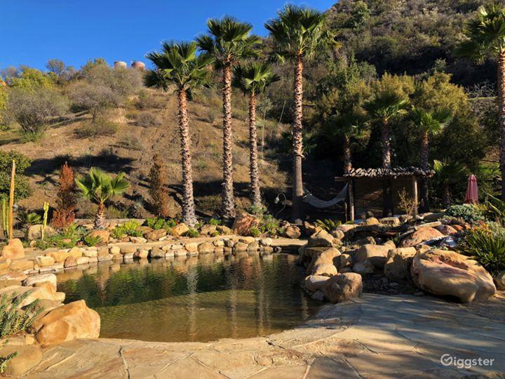30-Acre Malibu Horse Ranch w/ incredible views