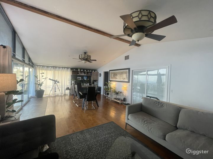 Family room - upstairs