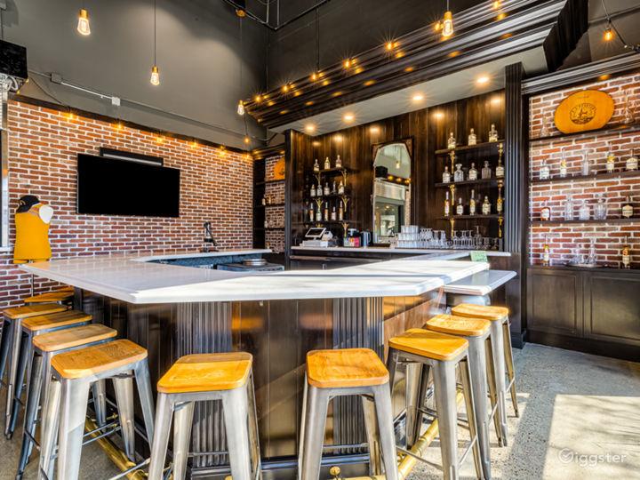Stylish Tasting Room/Event Space/Bar