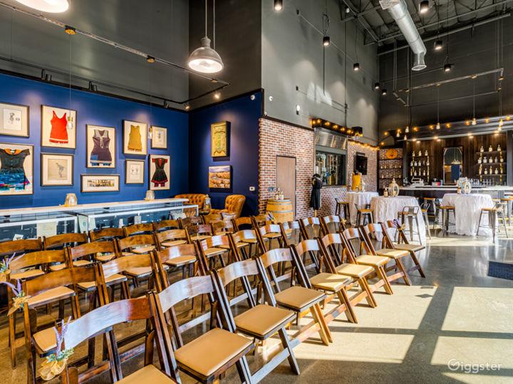 Stylish Tasting Room/Event Space/Bar Photo 2