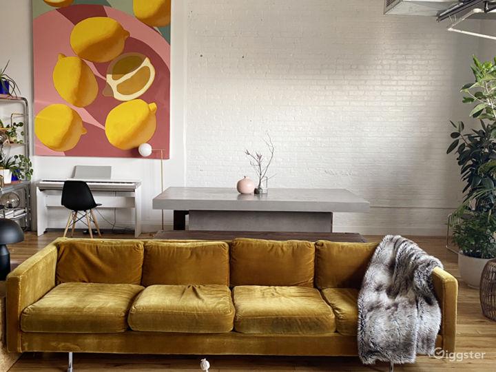 Luxe 70s Brooklyn Loft Photo 3