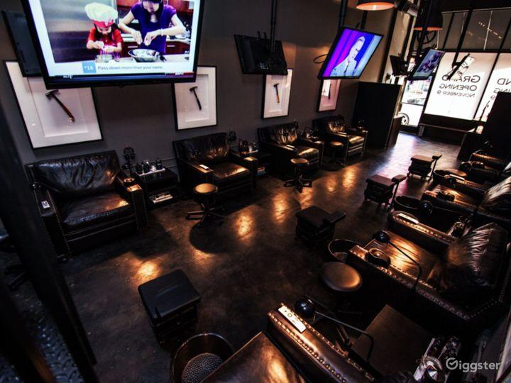 Spacious Modern Salon in Echo Park, Los Angeles Photo 3