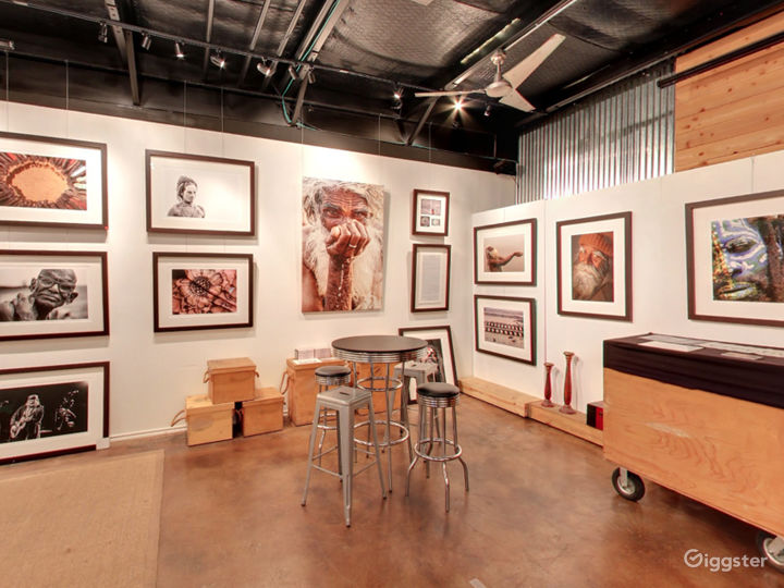 Studio, Gallery and Event Space