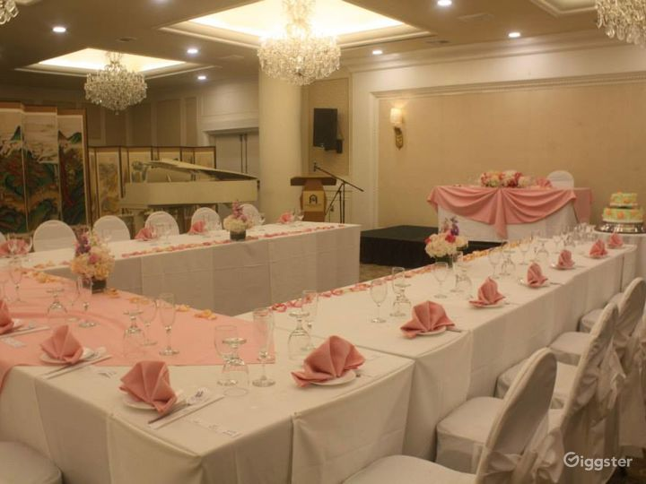 Vibrant Banquet Hall  Photo 5