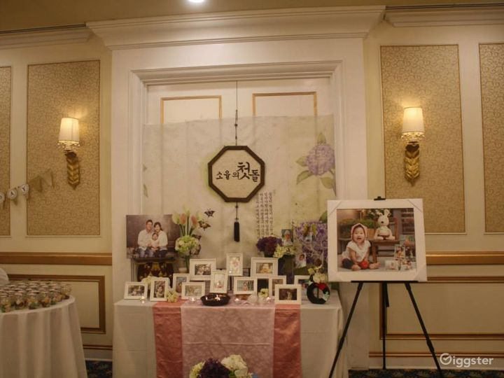 Vibrant Banquet Hall  Photo 2