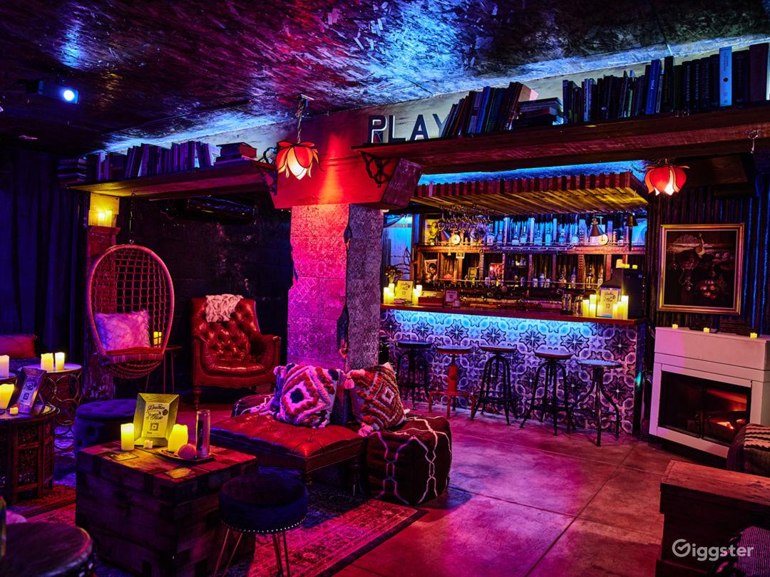 Secret Underground Speakeasy & Wine Cellar Photo 1