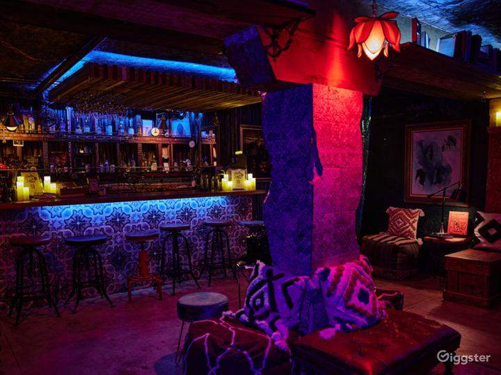 Secret Underground Speakeasy & Wine Cellar Photo 5